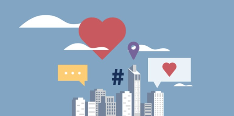 How social media can be used in business